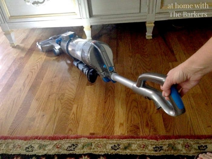 Hoover Air Cordless Vacuum-Steerable design