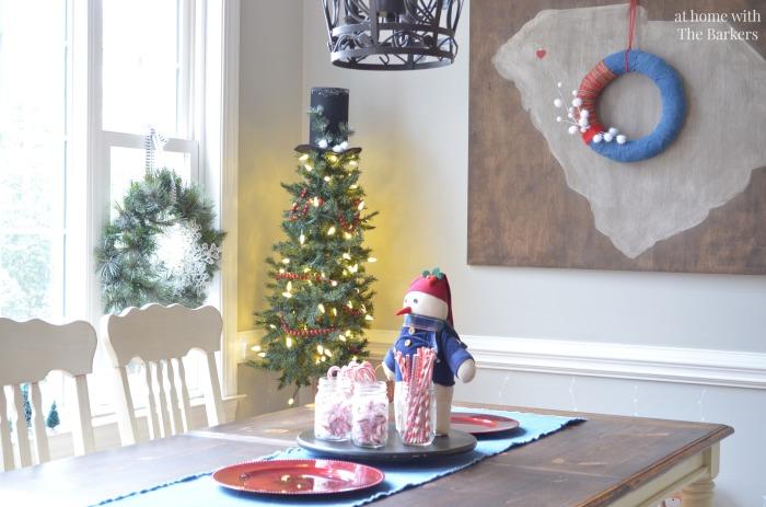 Christmas House Tour Kitchen decor
