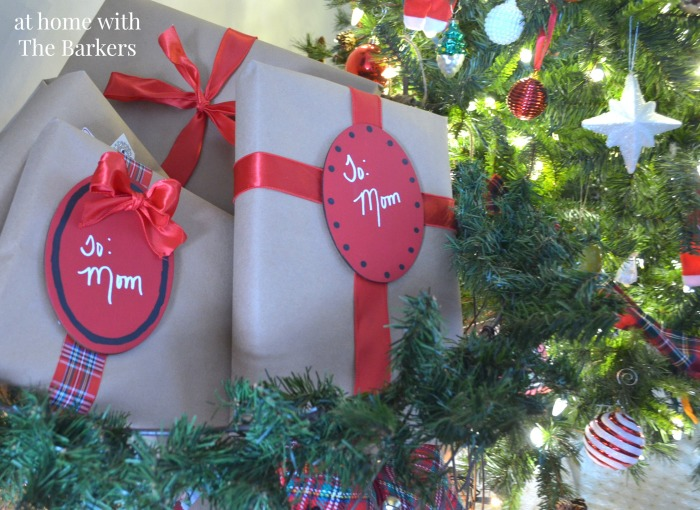 Christmas Project Inspiration - DIY Wooden Gift Tags