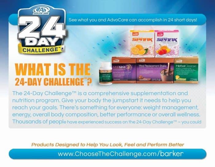AdvoCare Choose the Challenge