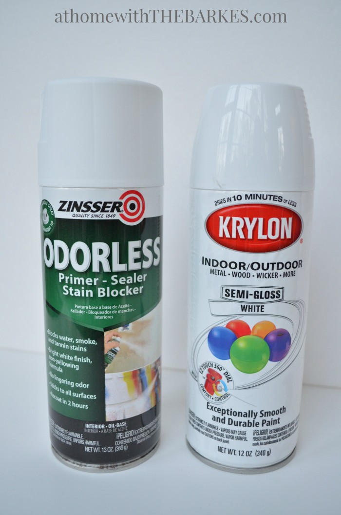 Quick Tip Friday Spray painting ceramic items