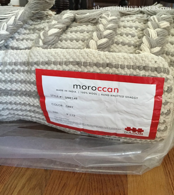 Moroccan Shag from Rug USA