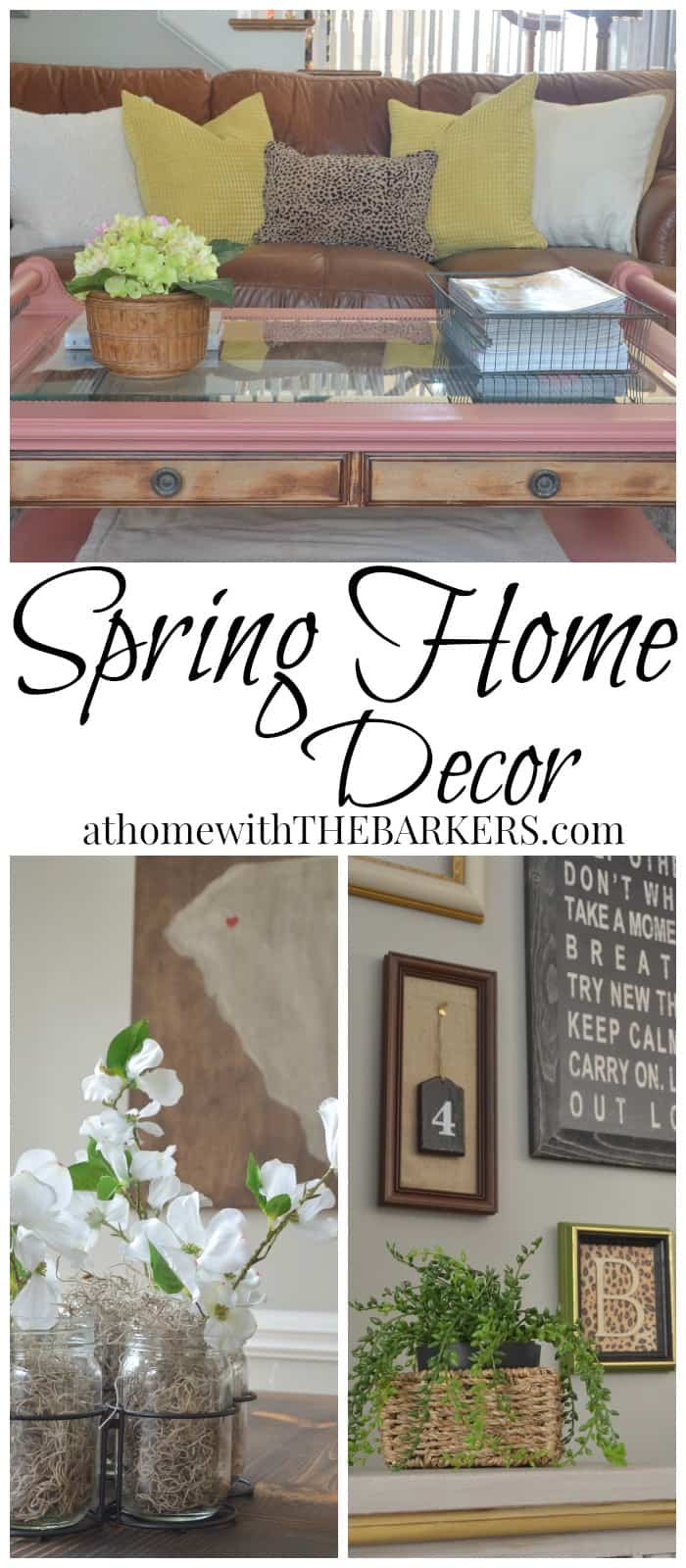 Spring Home Decor and Blogger Tour