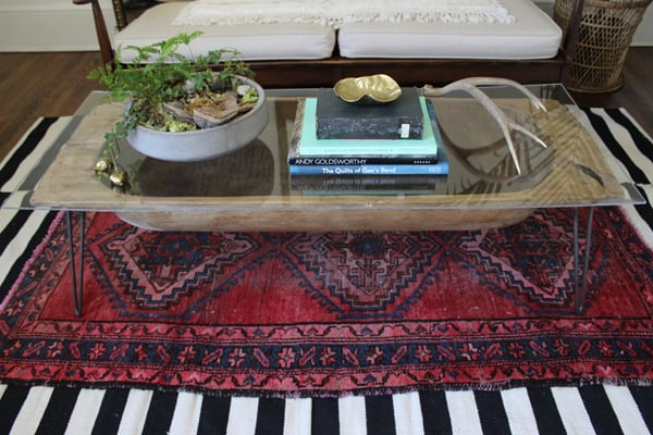 The White Buffalo Styling Co. Coffee Table