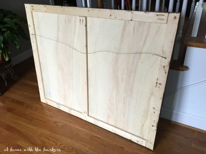 DIY State Art How to to build the frame