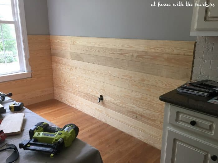 How to install Plank walls