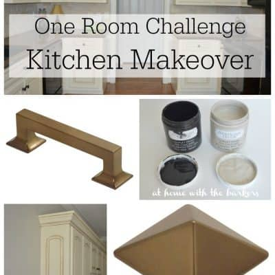 One Room Challenge Kitchen Makeover Week 2