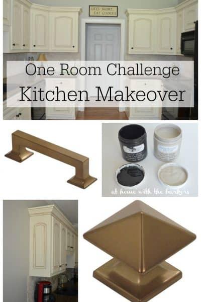 One Room Challenge Kitchen Makeover Week 2