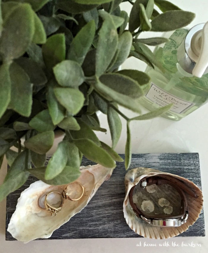 DIY Seashell Craft- Jewelry Dish