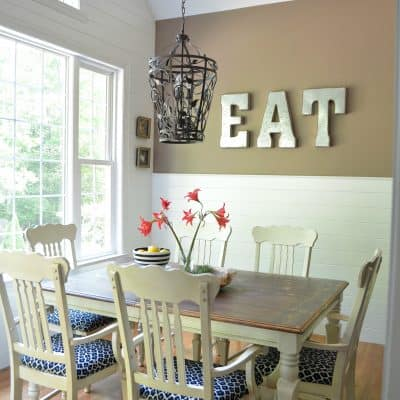 One Room Challenge Eclectic Kitchen Makeover Reveal