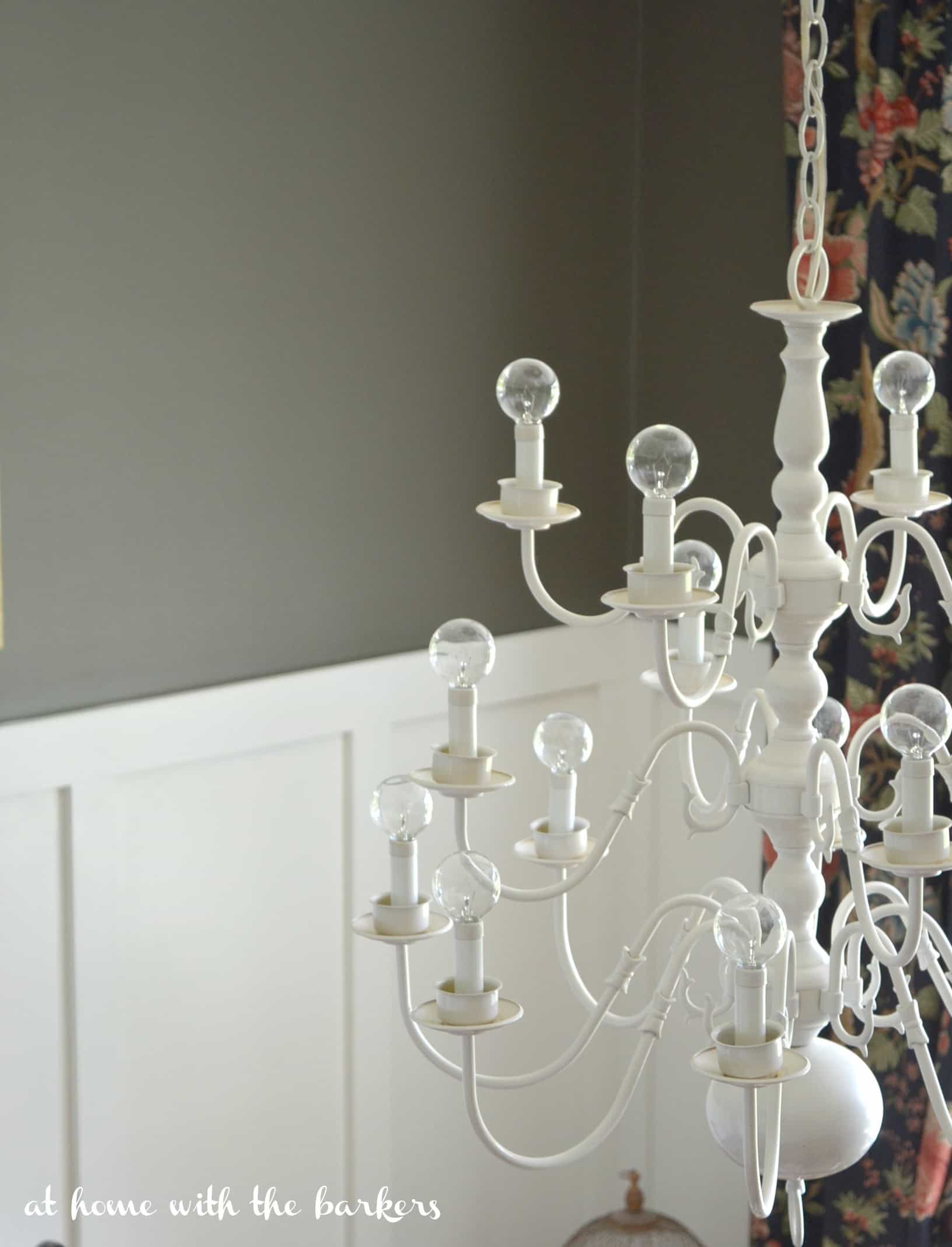 Quick Tip Friday Chandelier Ideas At Home with the Barkers