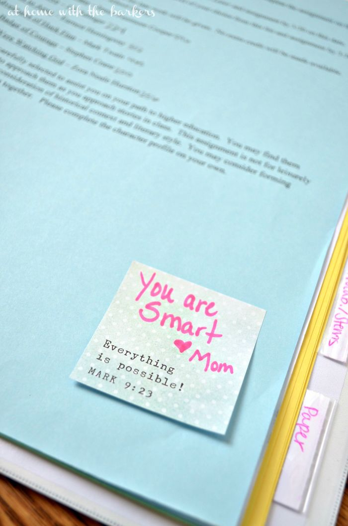 Encouraging your Teen Daughter