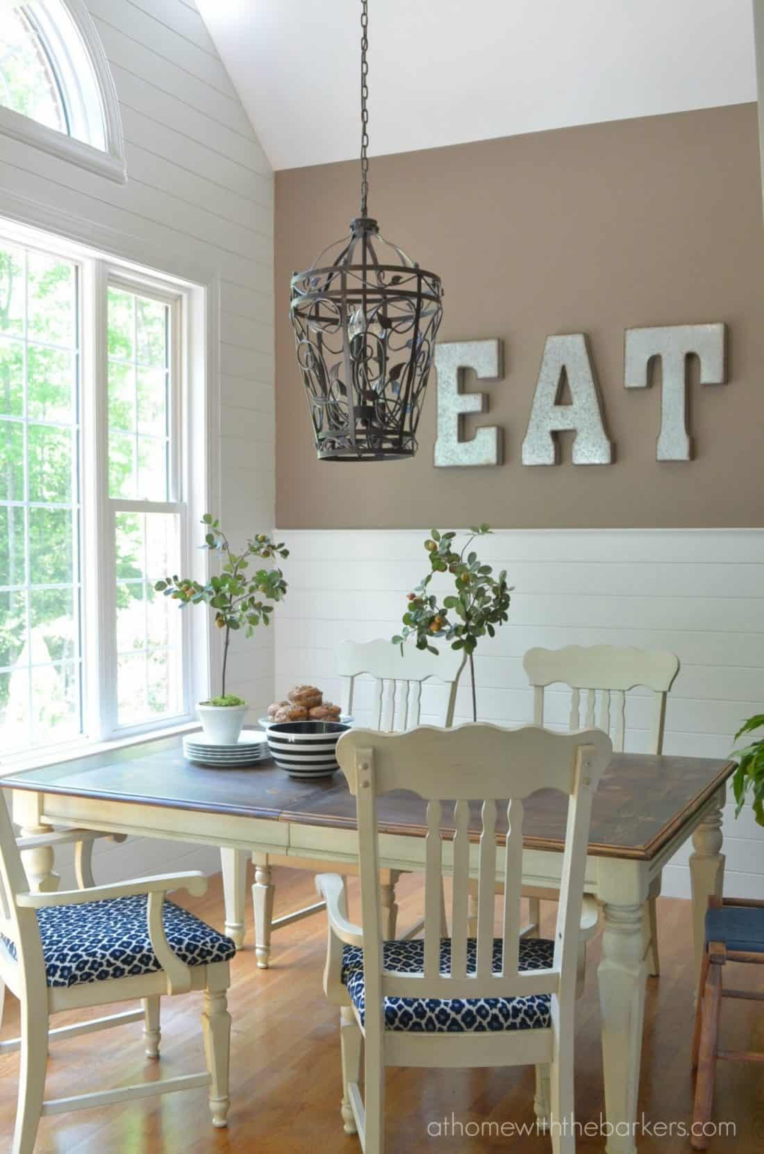 Decorating With Wood Planks