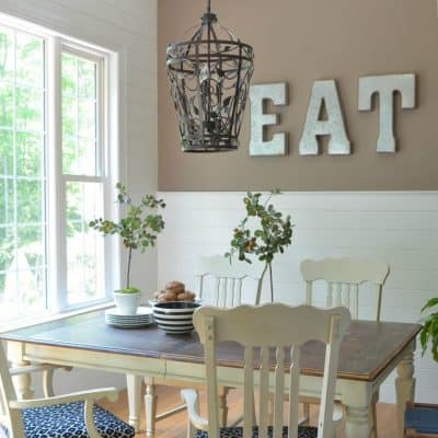 Shiplap Kitchen walls and Wood Plank wall ideas