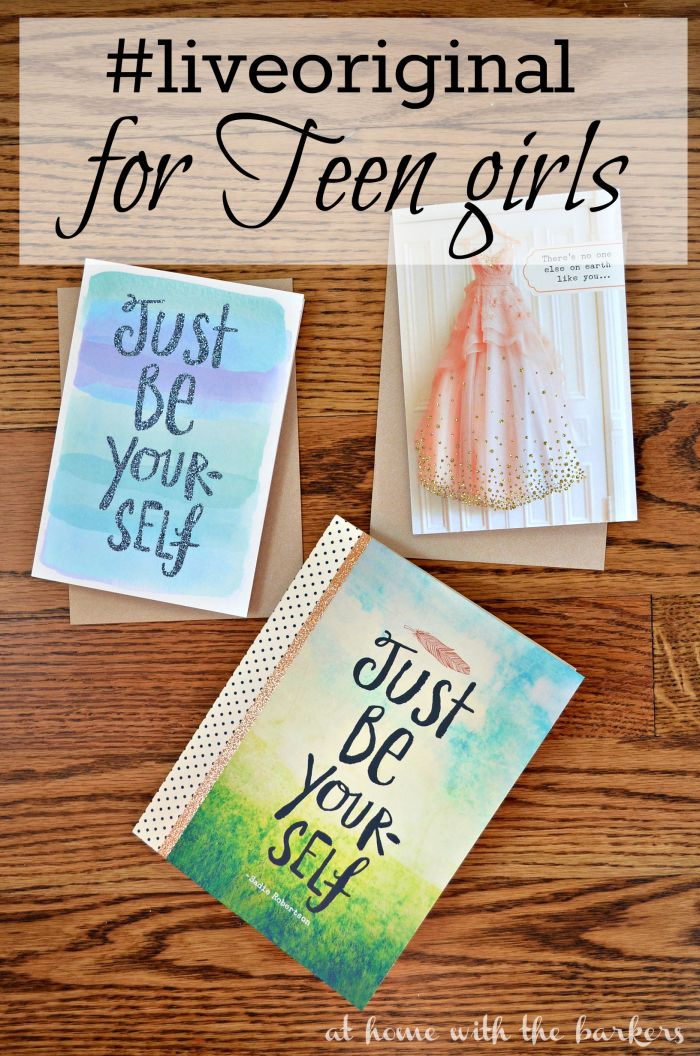 Encouragement for Teen Girls