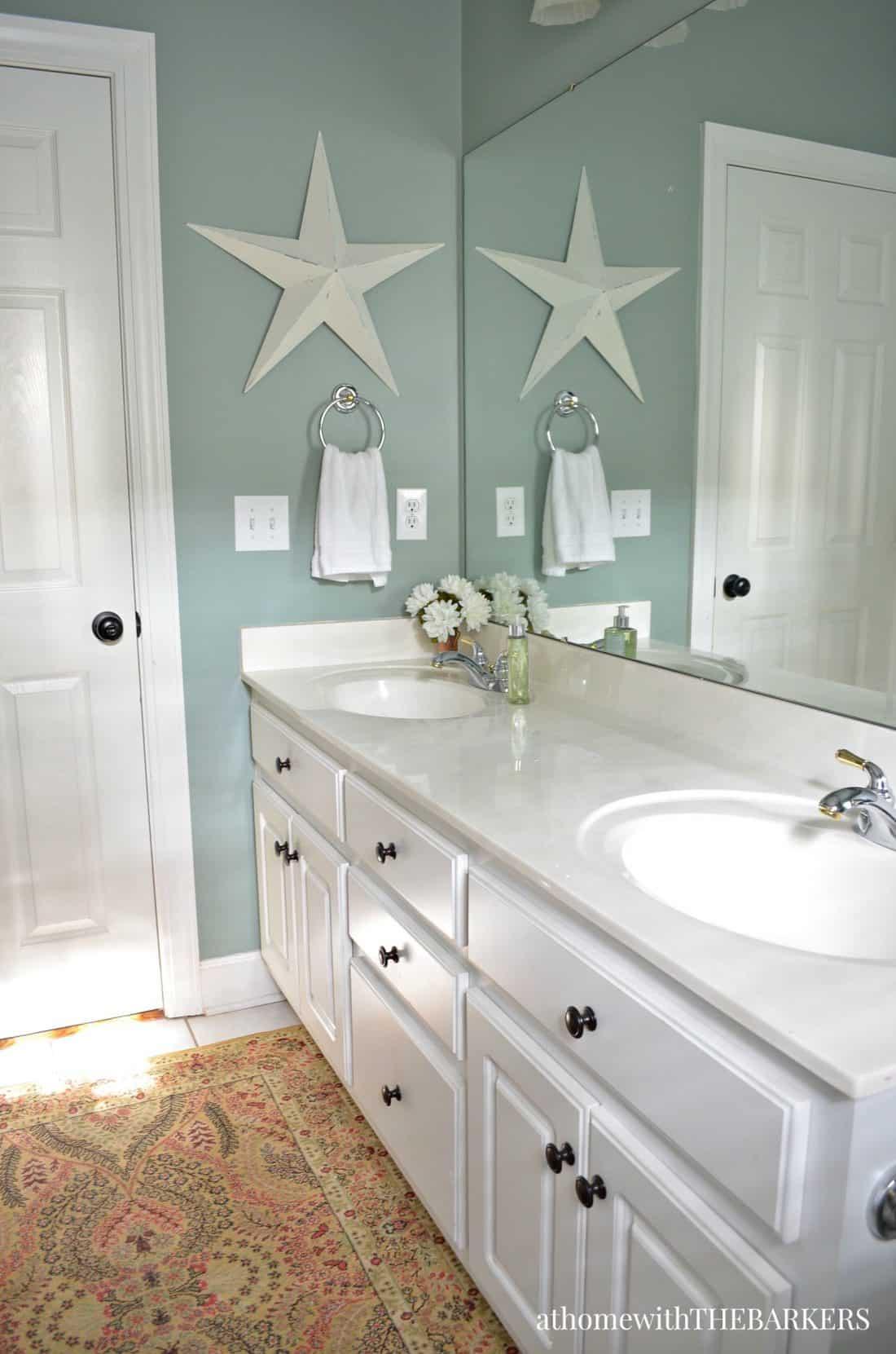 adorable sea inspired bathroom decoration ideas