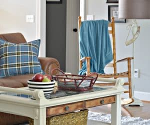 Cozy Home Tips - Living Room - At Home with The Barkers