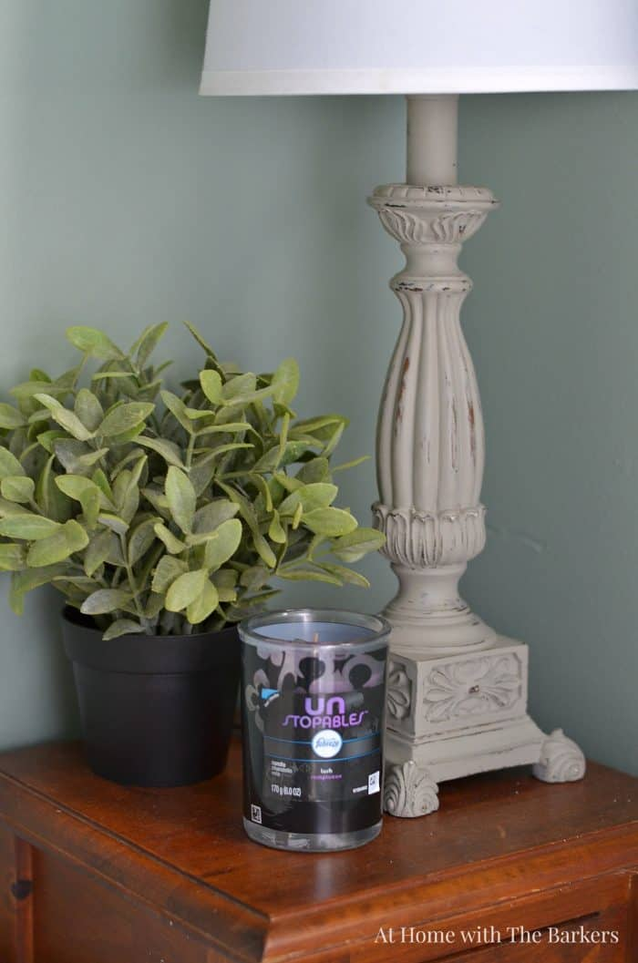 Cozy Home Tips -Smell - At Home with The Barkers