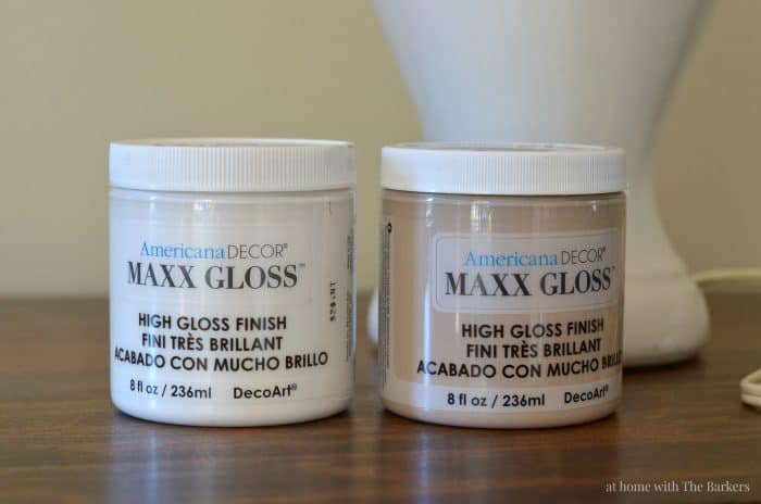 American DECOR MAXX GLOSS paint - athomewiththebarkers.com