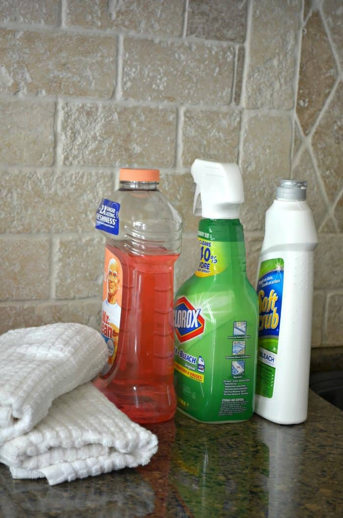 Home Cleaning Routine Essentials