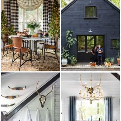 One Room Challenge Shed Inspiration