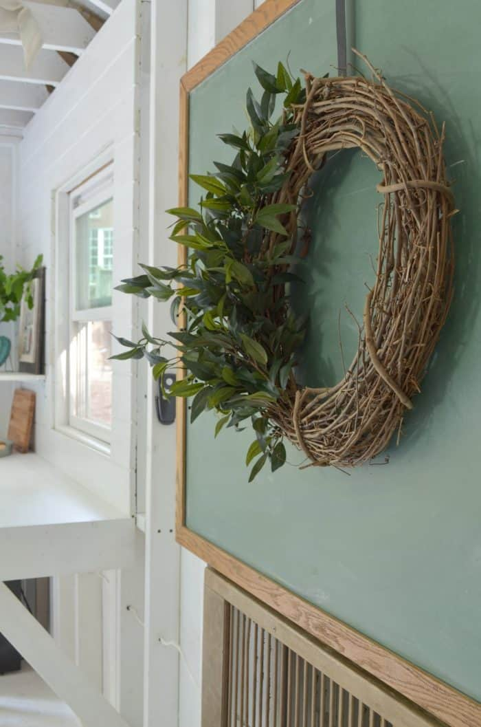 Farmhouse Style Wreath