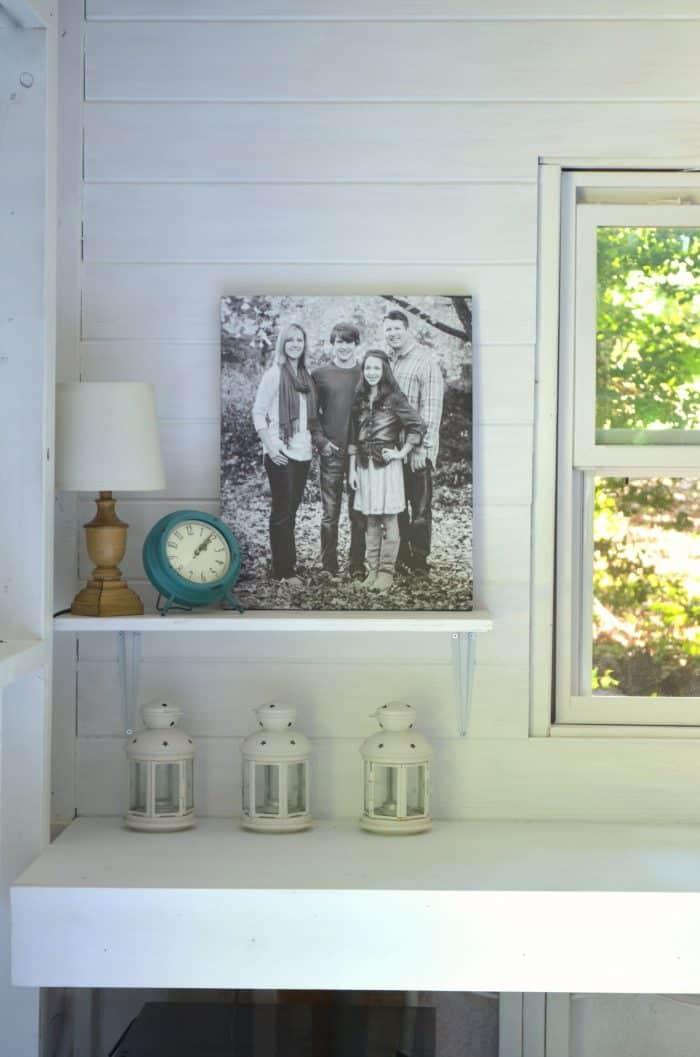 Photo Canvas Gift Idea