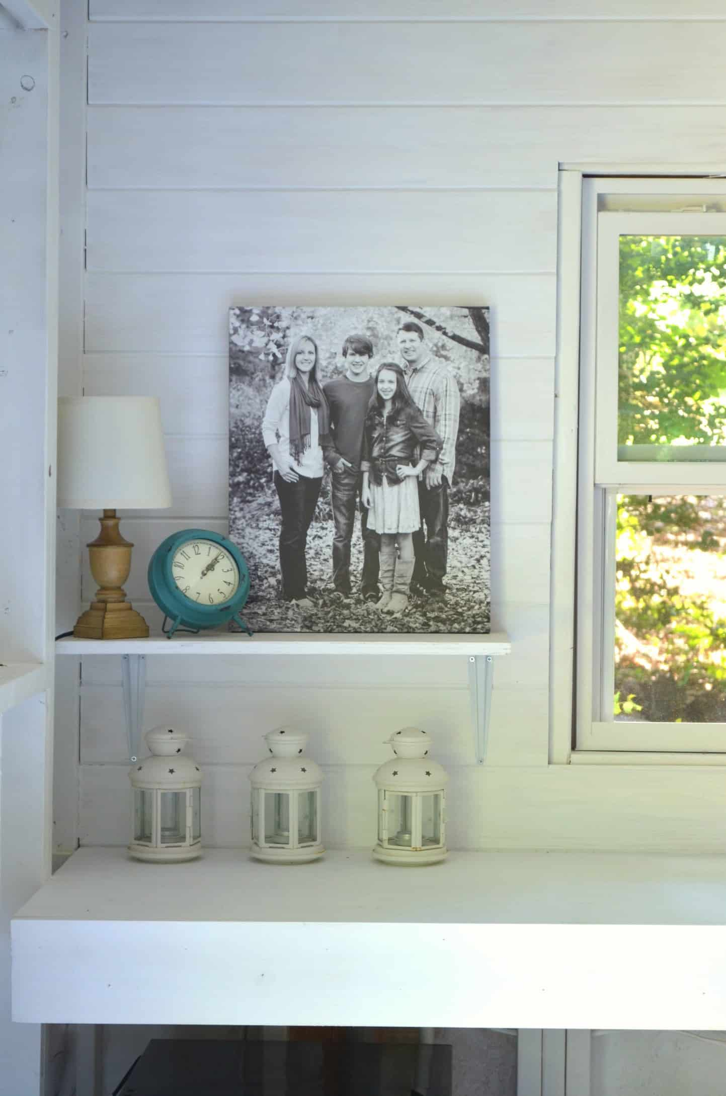 Photo Canvas Gift Idea