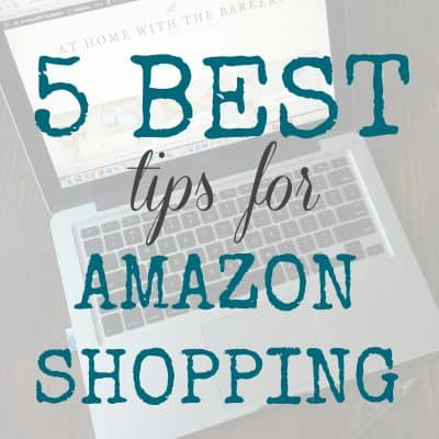 5 Best Tips for Amazon Shopping