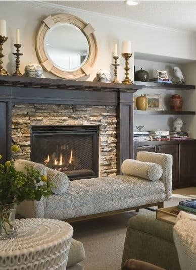 mantel-idea-from-hgtv