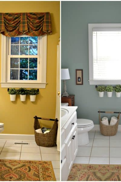 How paint can totally change the look of a room, Home Decor Money Saving Tips
