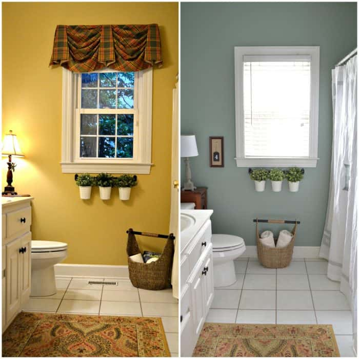 Delightful How Paint Can Totally Change The Look Of A Room, Home Decor Money Saving  Tips