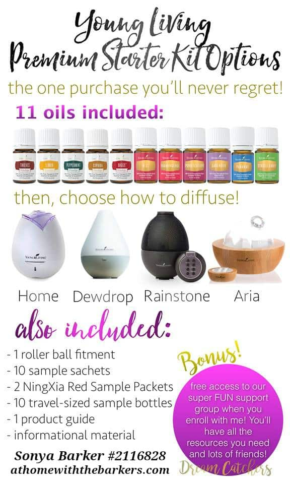 Getting Started With Young Living At Home With The Barkers