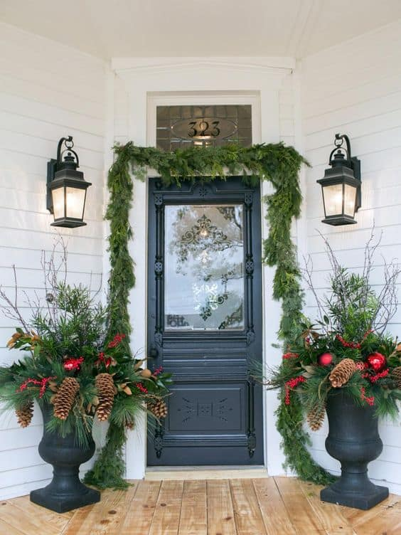 5 Rustic Farmhouse Christmas Tips
