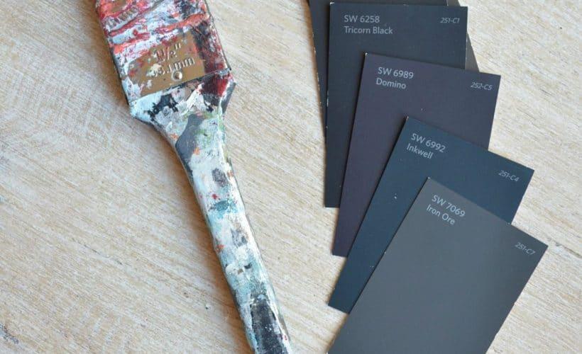 Best Black Paint Colors: What to Consider When Choosing Black Paint