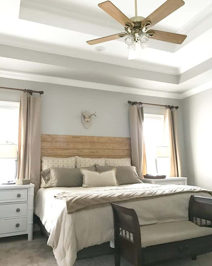 Master Bedroom Makeover Ideas One Room Challenge Fall 2018