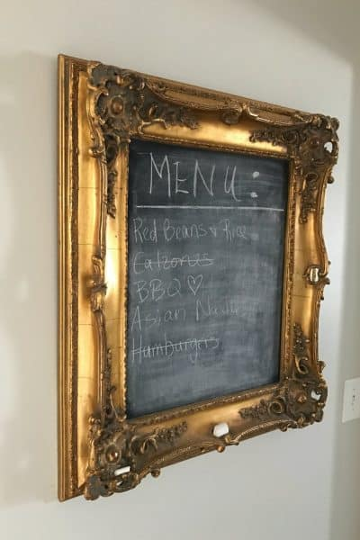Simple Meal Planning Idea