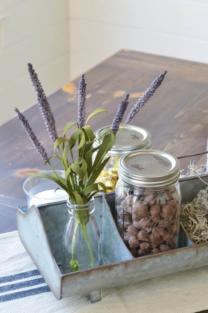 Pretty and Practical Farmhouse Tray Styling Tips