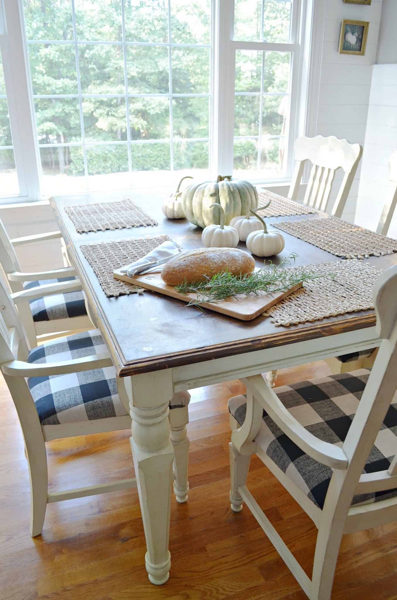 Fall Seasonal Simplicity Home Tour