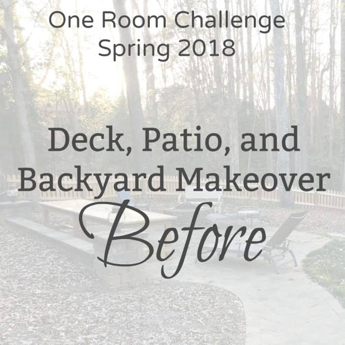 One Room Challenge Spring 2018