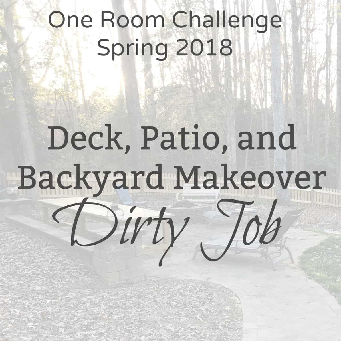 One Room Challenge Spring 2018 Week 3