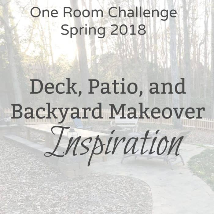 One Room Challenge Spring 2018 Week Two Inspiration