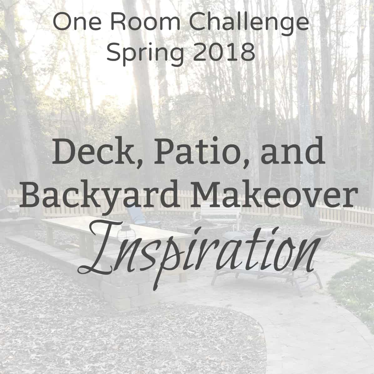 One Room Challenge Spring 2018 Week Two
