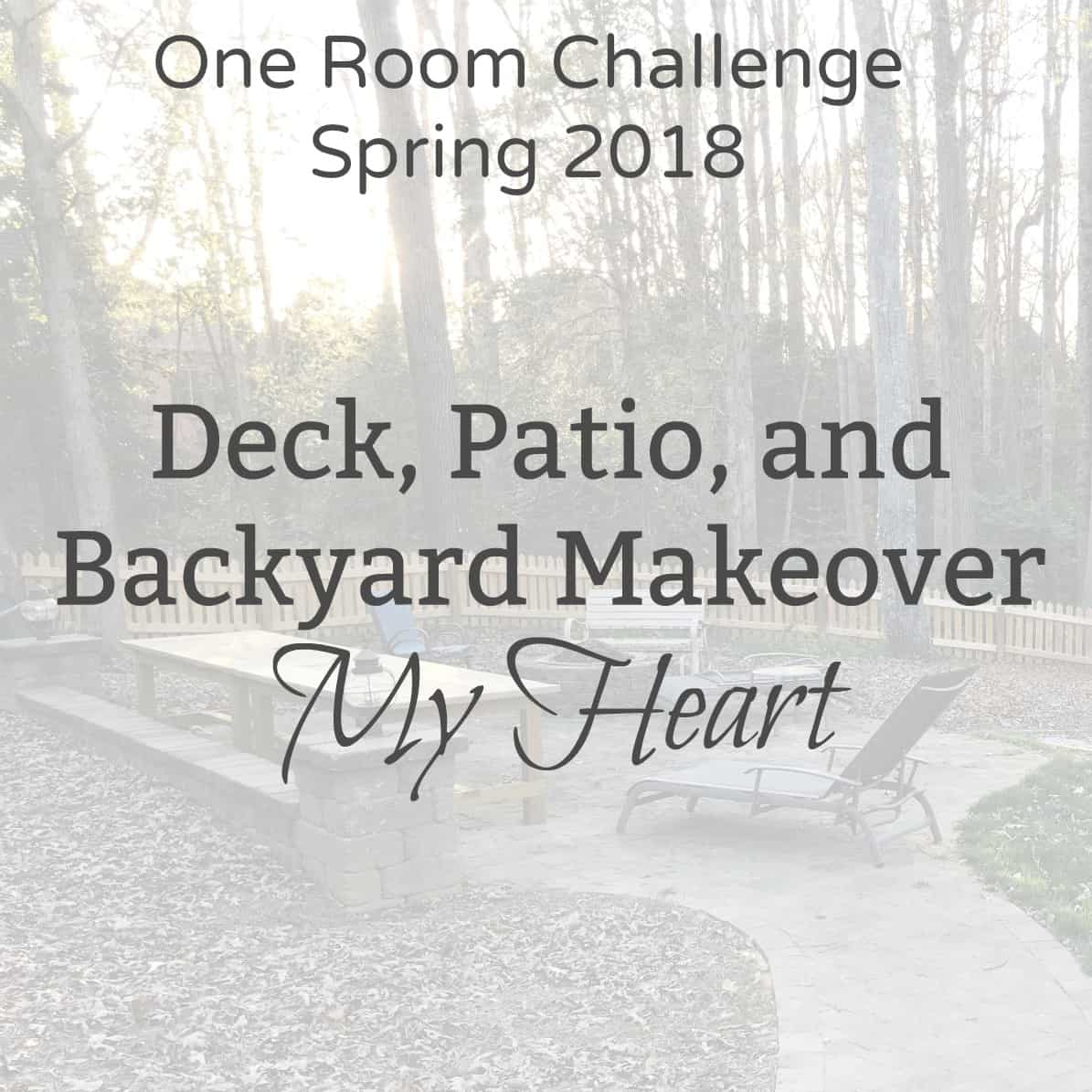 One Room Challenge Spring 2018 Week 5