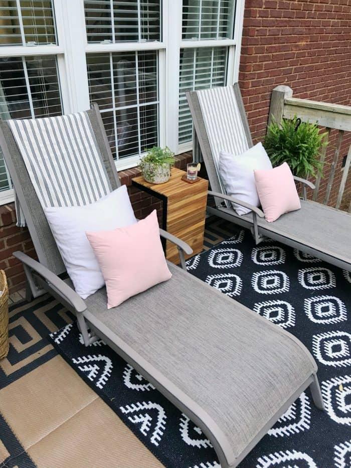 One Room Challenge Spring Deck Makeover