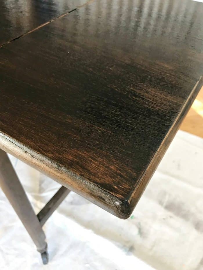 I Rejuvenated Ped Down Deacons Bench With The Antique Pine Gel Stain