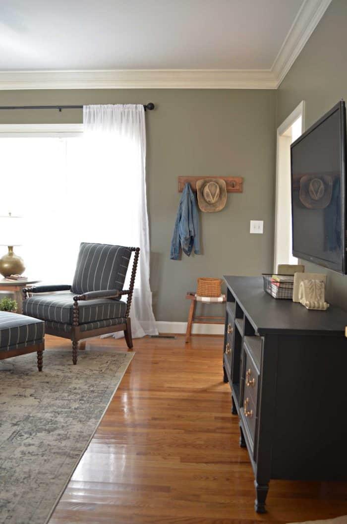 Family Room Hardwood Floors