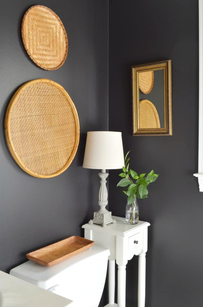 7 Ways to decorate with baskets