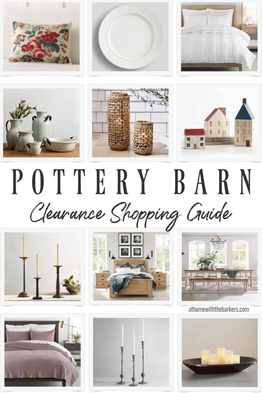 Shop Pottery Barn Clearance