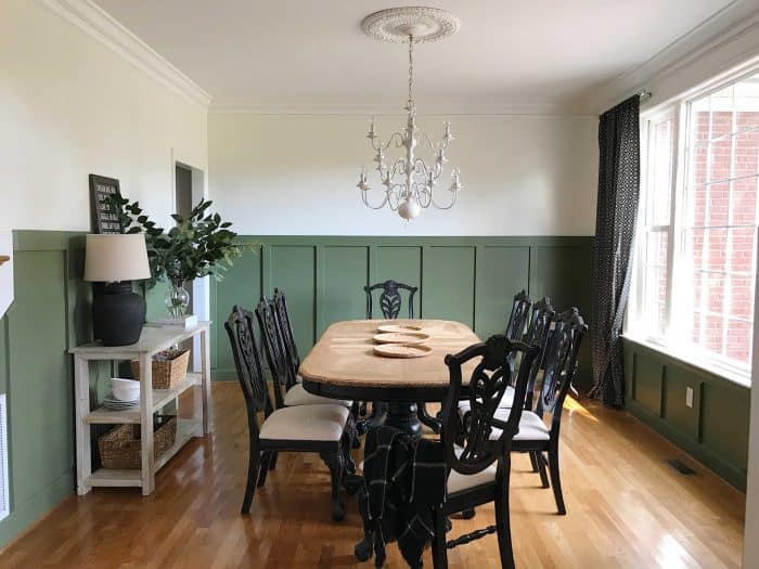 Sherwin Williams oakmoss paint